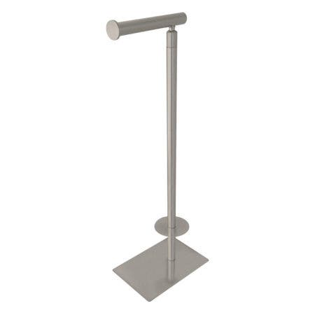 Kingston Brass CC8008 Claremont Freestanding Toilet Paper Stand, Brushed Nickel