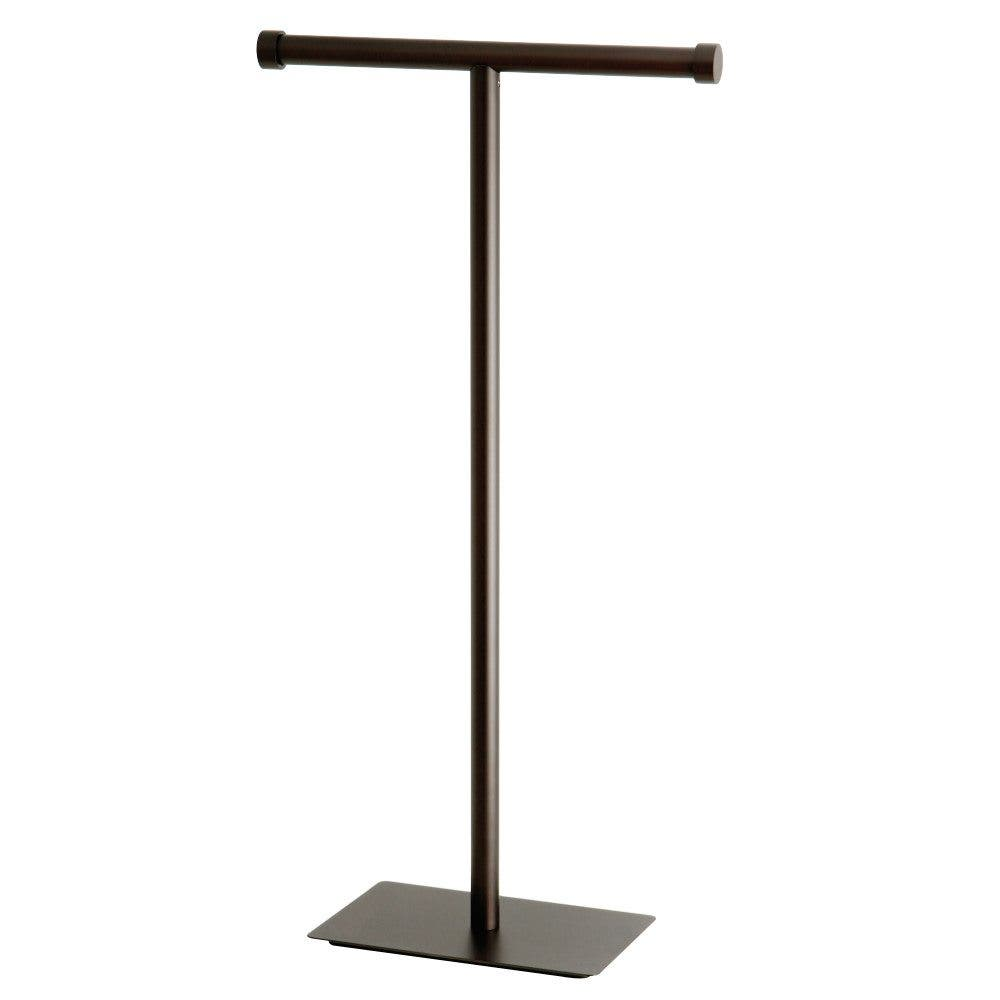 Kingston Brass CC8105 Claremont Freestanding Toilet Paper Stand, Oil Rubbed Bronze