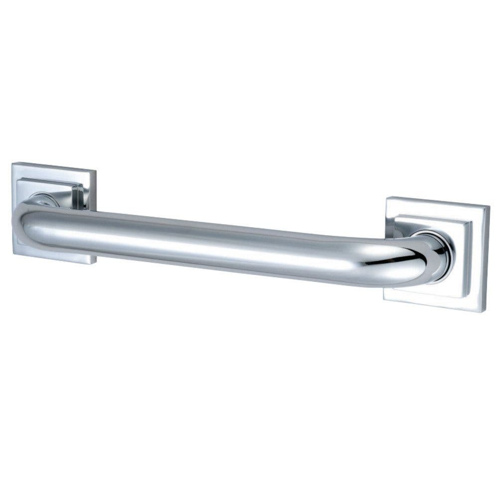 "Kingston Brass DR614121 Claremont 12"" Grab Bar, Polished Chrome"