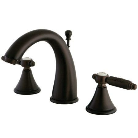 Fauceture FS7985GL 8 in. Widespread Bathroom Faucet, Oil Rubbed Bronze
