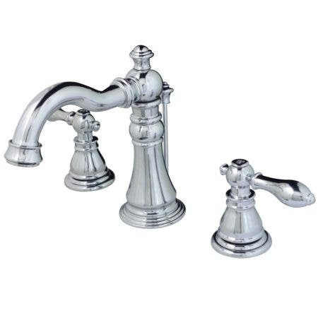 Fauceture FSC1971ACL American Classic Widespread Bathroom Faucet, Polished Chrome