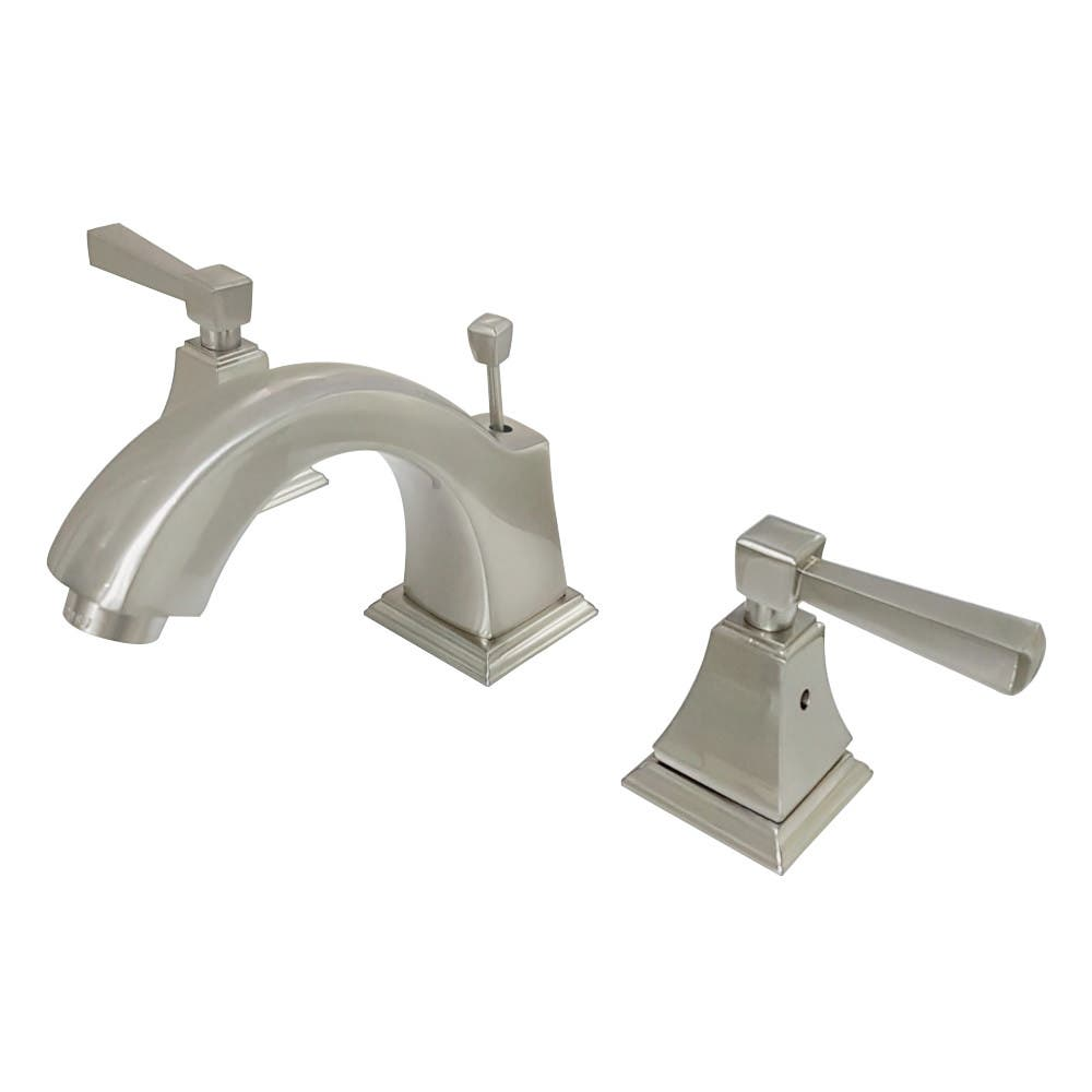 Fauceture FSC4688DL 8 in. Widespread Bathroom Faucet, Brushed Nickel