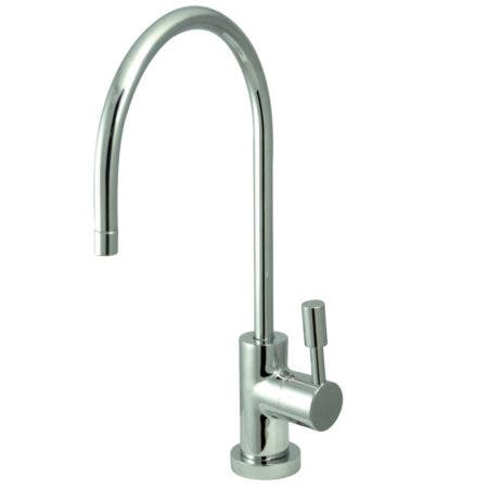 Kingston Brass KS8191DL Concord Single-Handle Water Filtration Faucet, Polished Chrome