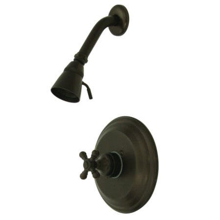 Kingston Brass KB2635BXSO Metropolitan Shower Only, Oil Rubbed Bronze