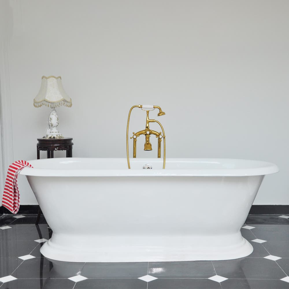 Cast Iron Bath Tubs: Key to Durable, Healthy Relationships ...