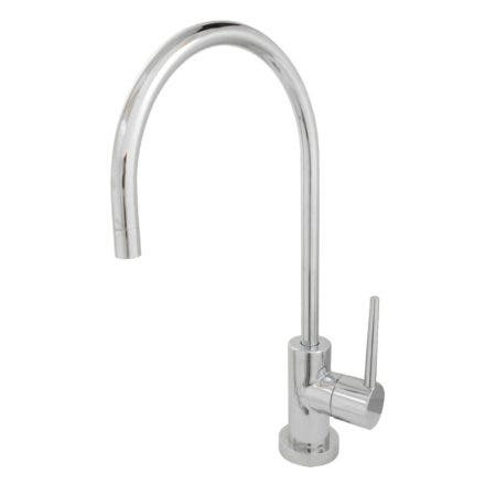 Kingston Brass KS8191NYL New York Single-Handle Cold Water Filtration Faucet, Polished Chrome