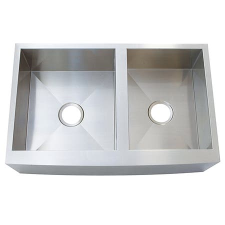Wash Dishes Easier With The Double Bowl Kitchen Farmhouse Sink
