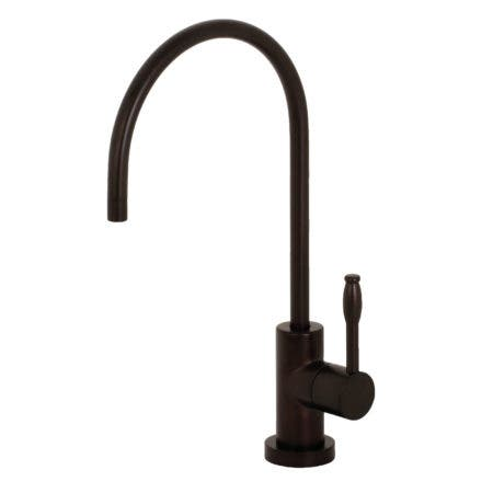 Kingston Brass KS8195NKL Nustudio Single-Handle Cold Water Filtration Faucet, Oil Rubbed Bronze