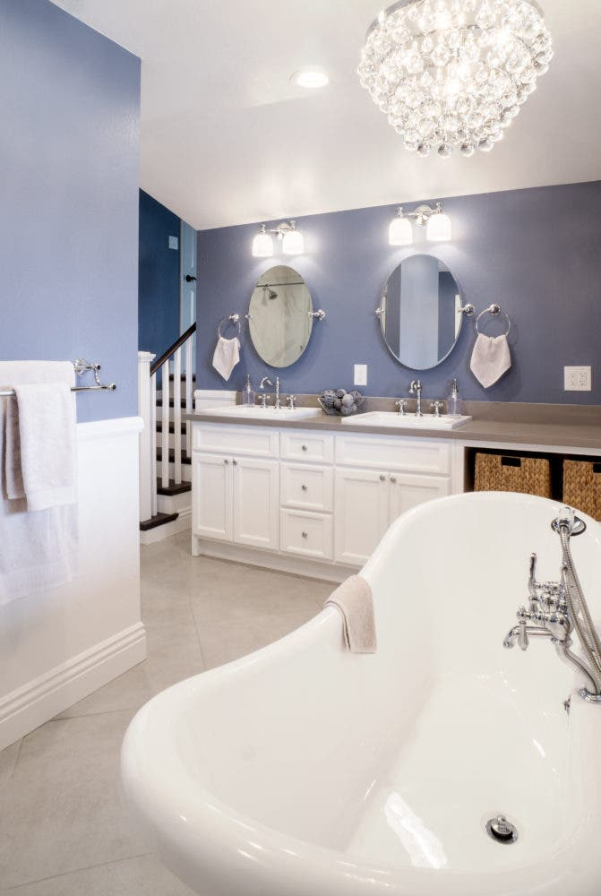 Master Bath- Kingston Bath
