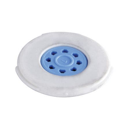 Kingston Brass GWRSH18 1.75 GPM Flow Restrictor for Showerhead, Light Blue