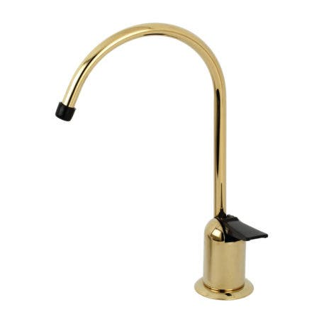 Kingston Brass K6192 Americana Single-Handle Water Filtration Faucet, Polished Brass