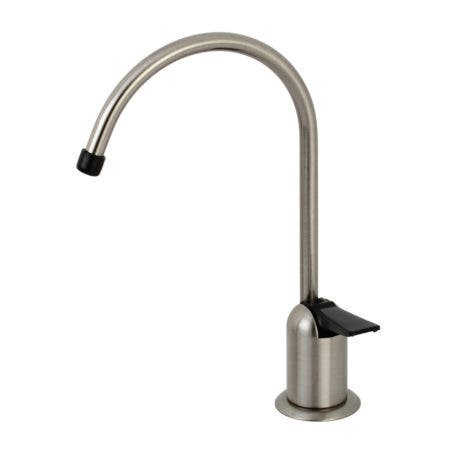 Kingston Brass K6194 Americana Single-Handle Water Filtration Faucet, Black Stainless