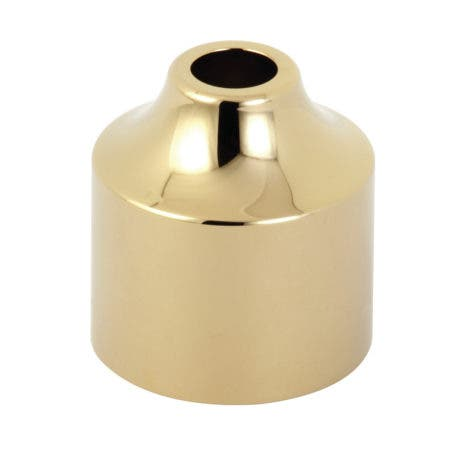 Kingston Brass KST3042 Tub and Shower Sleeve, Polished Brass