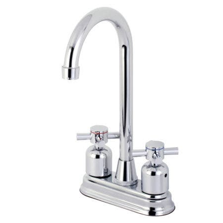 Kingston Brass KB8491DX Concord Bar Faucet, Polished Chrome