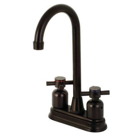 Kingston Brass KB8495DX Concord Bar Faucet, Oil Rubbed Bronze