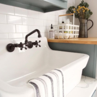 Home Improvement;Kitchen;Kitchen Faucets;Wall Mount Kitchen Faucets