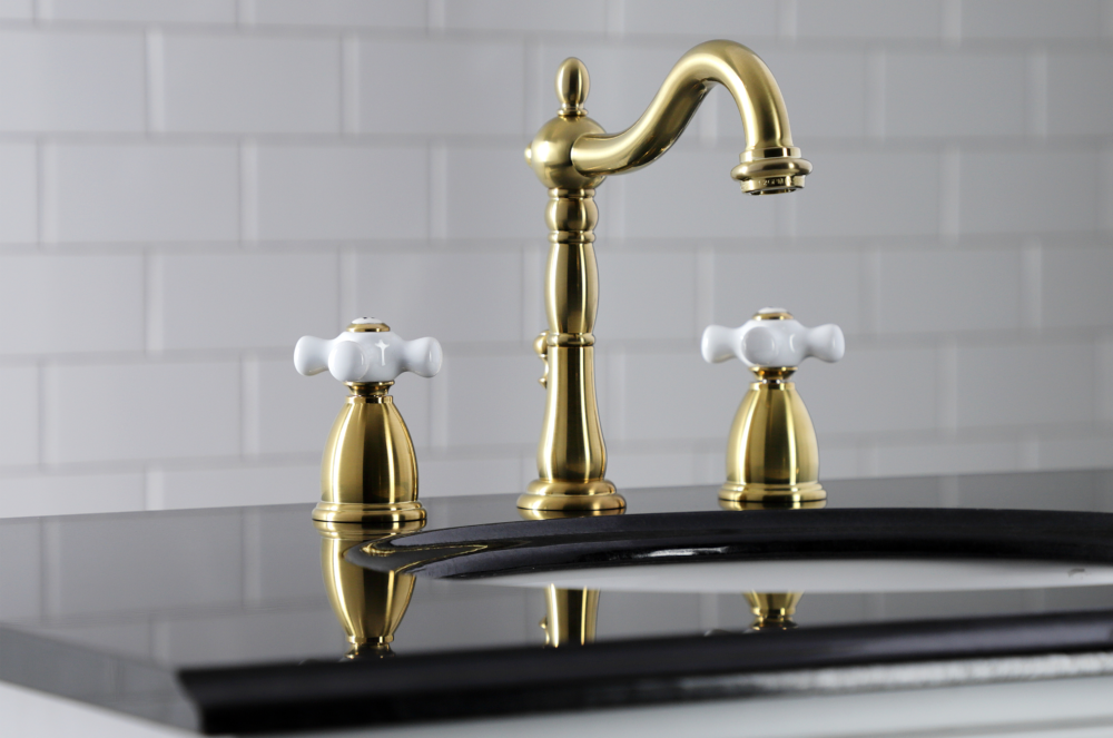Home Improvement;Bathroom;Bathroom Faucets;Widespread Bathroom Faucet