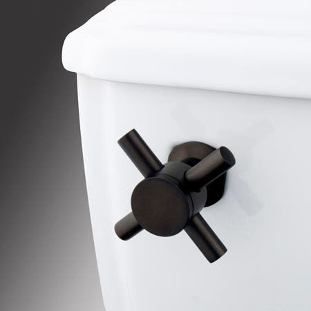 Kingston Brass KTDX5 Concord Toilet Tank Lever, Oil Rubbed Bronze