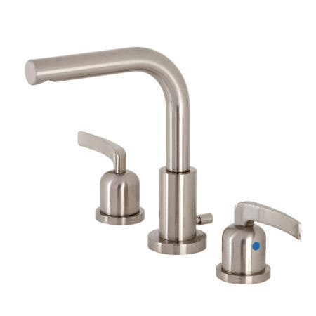 Fauceture FSC8958EFL 8 in. Widespread Bathroom Faucet, Brushed Nickel