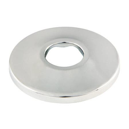 "Kingston Brass FL481 Made To Match 1/2"" FIP Brass Flange, Polished Chrome"