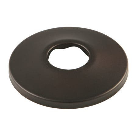 "Kingston Brass FL485 Made To Match 1/2"" FIP Brass Flange, Oil Rubbed Bronze"