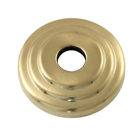 Kingston Brass FLCLASSIC7 3/4-Inch Decor Escutcheon, Brushed Brass