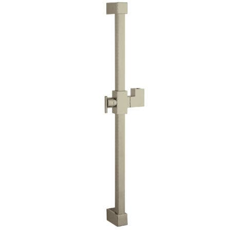 "Kingston Brass KX8248 Claremont 24"" Shower Slide Bar, Brushed Nickel"