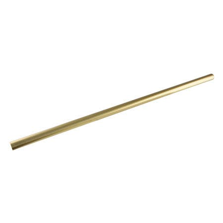 Kingston Brass BAR1161BB 24-Inch X 3/4-Inch OD Towel Bar Only, Brushed Brass