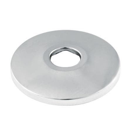 "Kingston Brass FL381 Made To Match 3/8"" FIP Brass Flange, Polished Chrome"