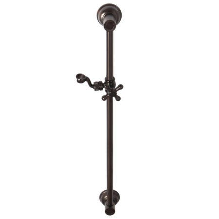 "Kingston Brass KSX3525SG Showerscape 24"" Shower Slide Bar, Oil Rubbed Bronze"