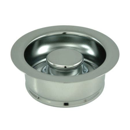 Kingston Brass BS3001 Garbage Disposal Flange, Polished Chrome