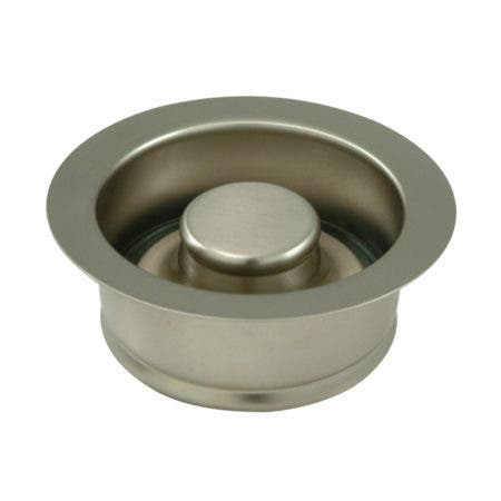 Kingston Brass BS3008 Garbage Disposal Flange, Brushed Nickel