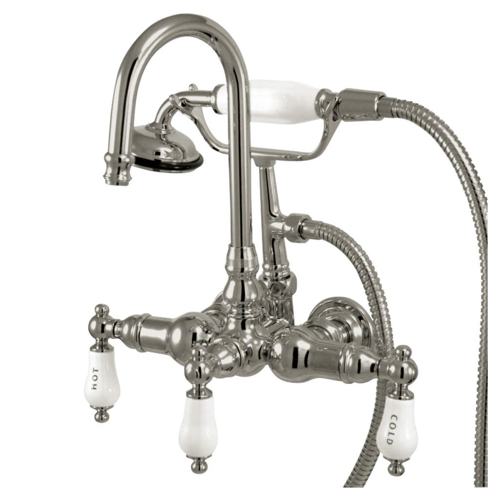 Kingston Brass Cc10t1 Vintage 3 3 8 Quot Wall Tub Filler With