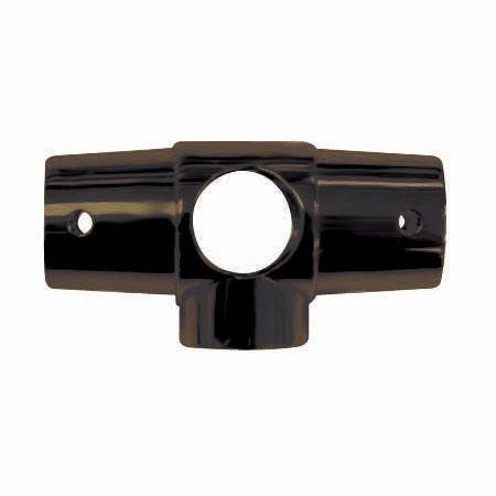 Kingston Brass CCRCB5 Vintage Shower Ring Connector 5 Holes, Oil Rubbed Bronze