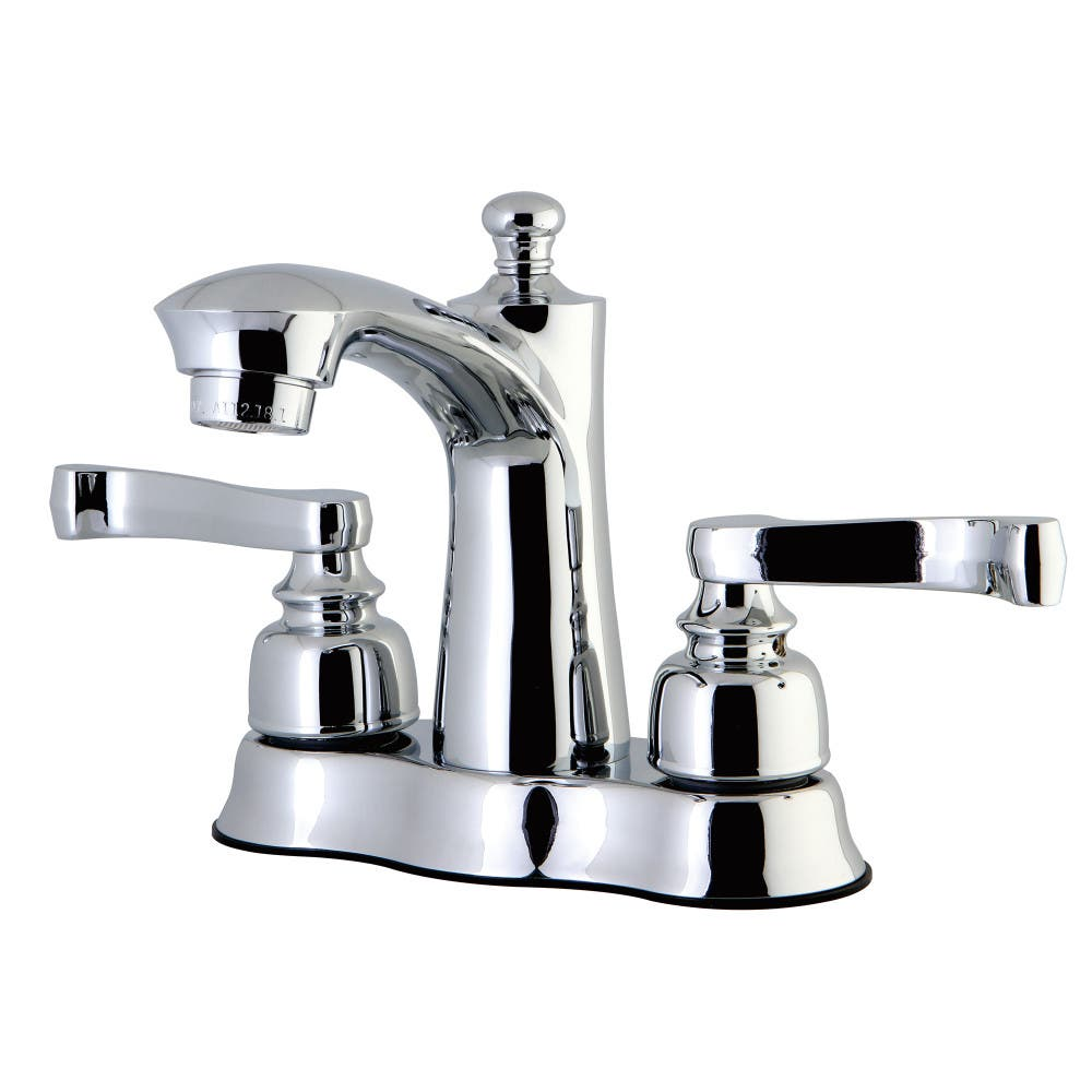 4 inch faucet 8 center kingston brass fb7611fl royale 4inch centerset lavatory faucet chrome 4inch polished