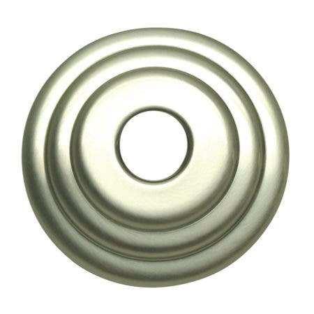 "Kingston Brass FLMODERN8 Made to Match 3/4"" Escutcheon, Brushed Nickel"
