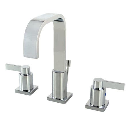 Fauceture FS8961CTL Continental Two Handle Widespread Lavatory Faucet, Chrome