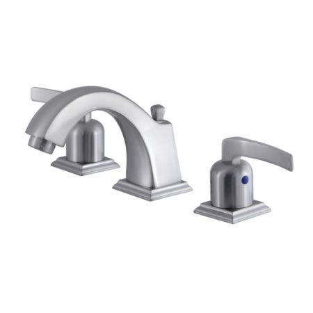 Fauceture FSC4688EFL 8 in. Widespread Bathroom Faucet, Brushed Nickel