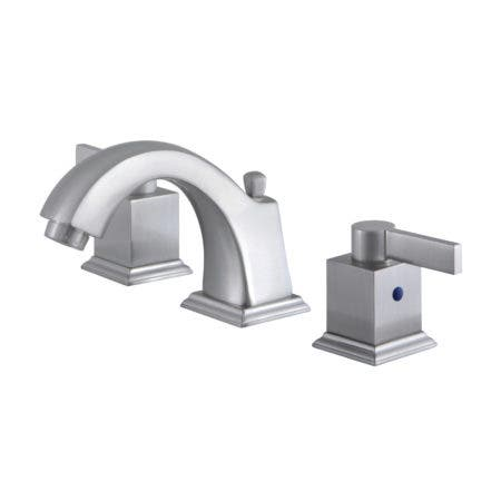 Fauceture FSC4688NQL 8 in. Widespread Bathroom Faucet, Brushed Nickel