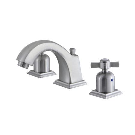Fauceture FSC4688ZX 8 in. Widespread Bathroom Faucet, Brushed Nickel