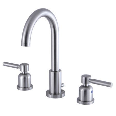 Fauceture FSC8928DL Concord Widespread Bathroom Faucet, Brushed Nickel