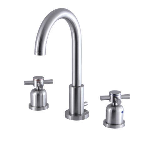 Fauceture FSC8928DX Concord Widespread Bathroom Faucet, Brushed Nickel