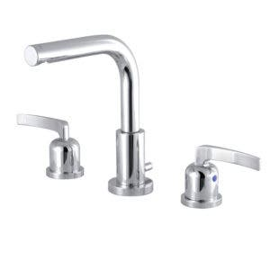 Fauceture FSC8951EFL 8-Inch Widespread Lavatory Faucet, Polished Chrome