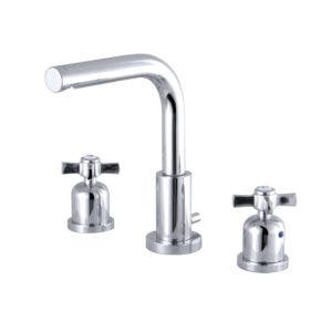 Fauceture FSC8951ZX 8-Inch Widespread Lavatory Faucet, Polished Chrome