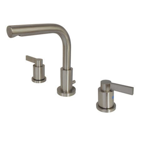 Fauceture FSC8958NDL 8 in. Widespread Bathroom Faucet, Brushed Nickel