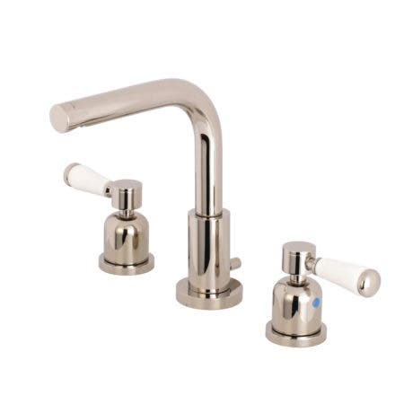Fauceture FSC8959DPL 8 in. Widespread Bathroom Faucet, Polished Nickel