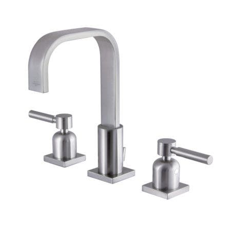 Fauceture FSC8968DL 8-Inch Widespread Lavatory Faucet, Brushed Nickel