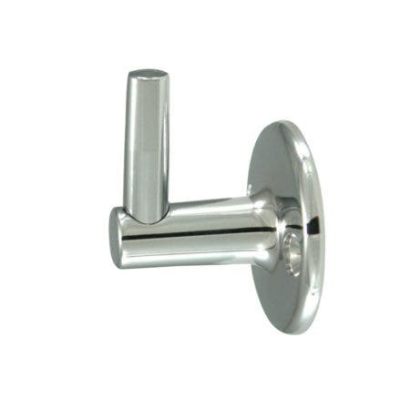 Kingston Brass K171A1 Trimscape Wall Mount for Shower Connector, Polished Chrome