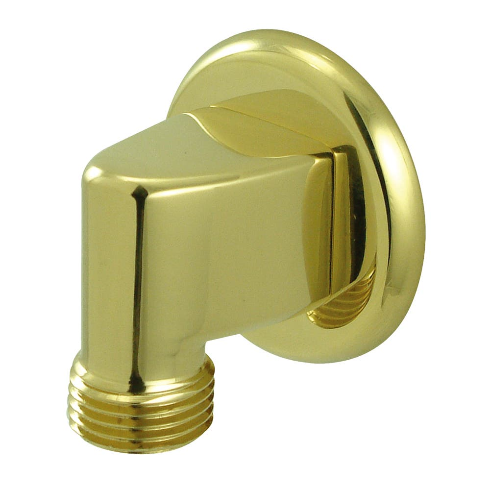 Kingston Brass K173A2 Wall Mount Water Supply Elbow, Polished Brass