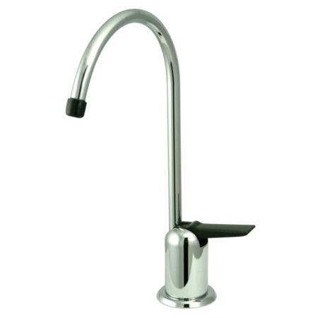 Kingston Brass K6191 Americana Single Handle Water Filtration Faucet, Polished Chrome